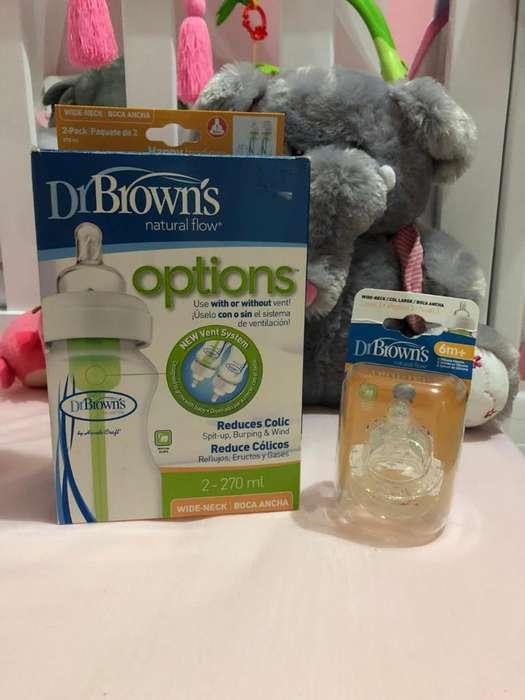 Teteros Dr Browns