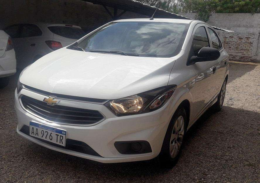 Chevrolet Onix 2017 - 30000 km