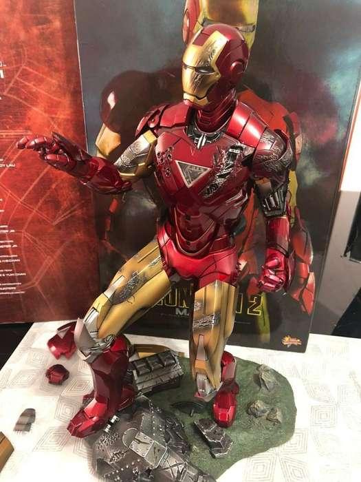 Vendo Hot Toys Iron Man Mark Vl