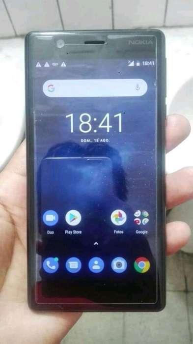 Vendo Nokia 3 Flamante