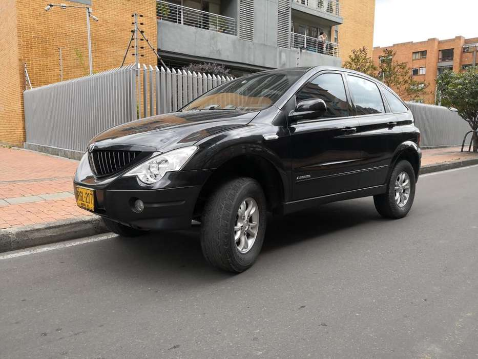 Ssangyong Actyon 2011 - 90000 km