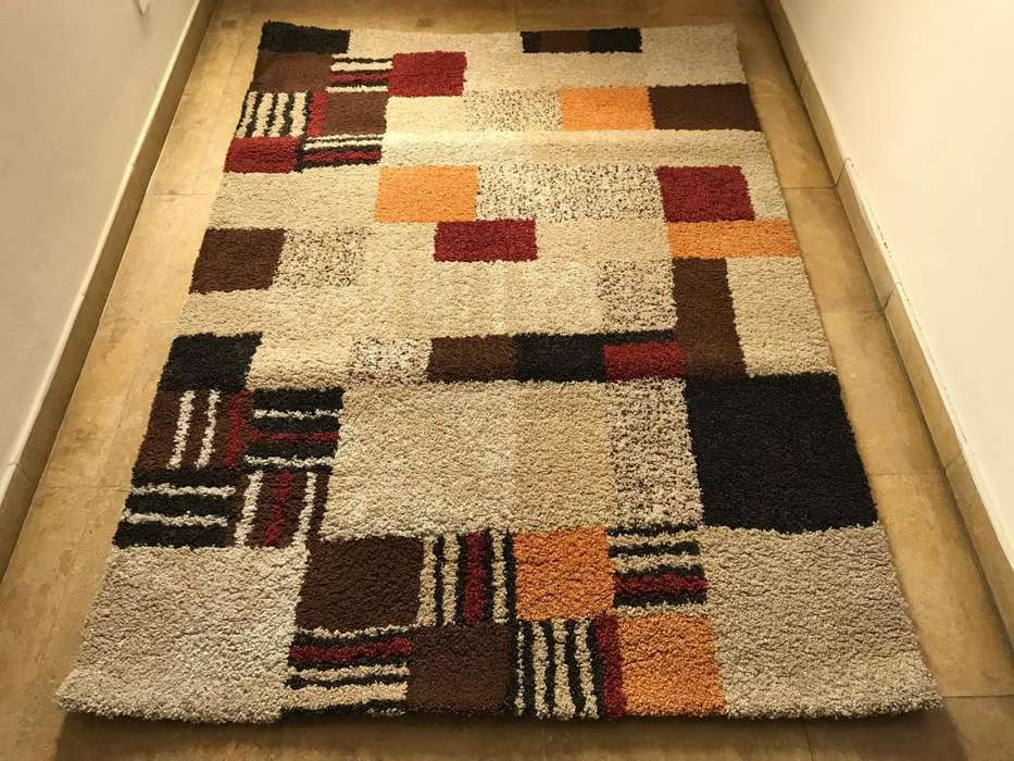 <strong>alfombra</strong> Patchwork 190x133cm.