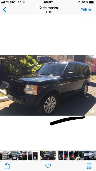 Land Rover Discovery 2007 - 1000 km