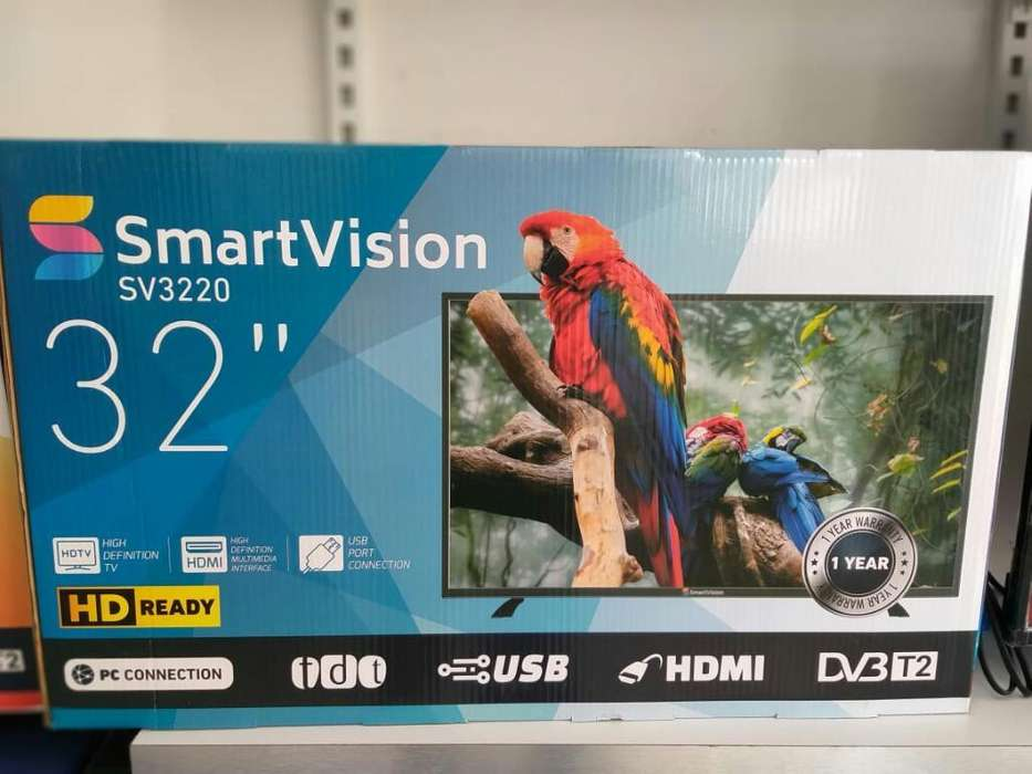 <strong>televisor</strong>es Smartivision Led 32 Pulgadas