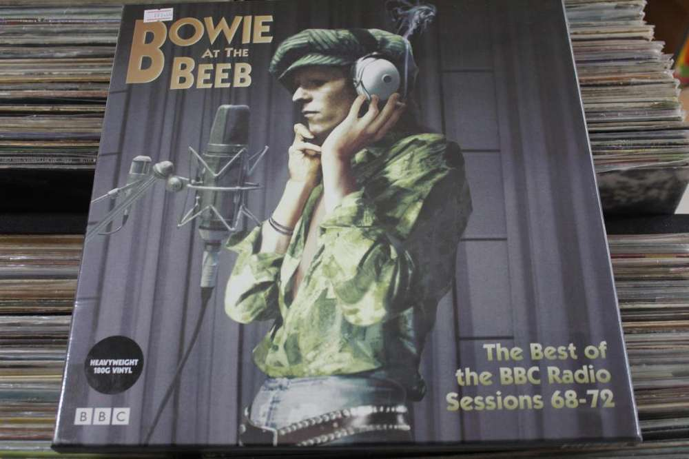 Bowie at the Beeb (box)