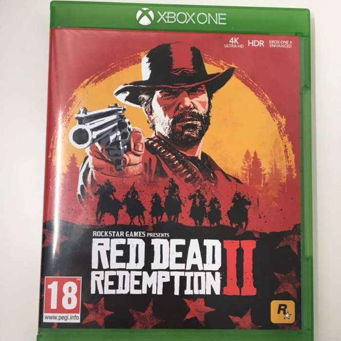 Red Dead 2 One