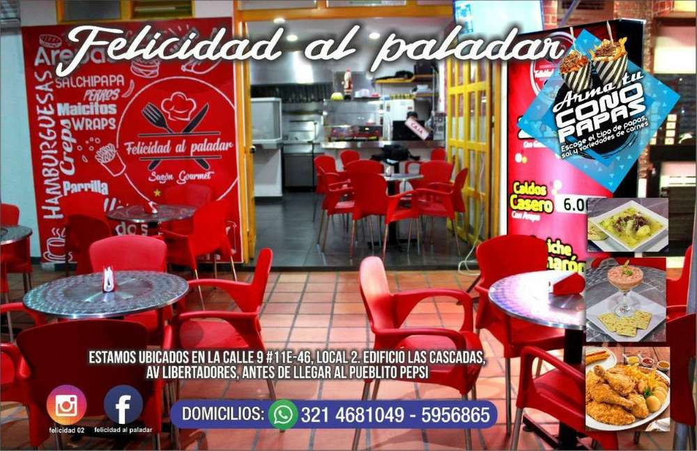 Vendo Negocio en El Malecon