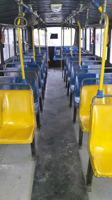 Vendo Bus de Transporte Urbano