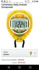 Cronometro Accusplit Pro Survivor 601x3v