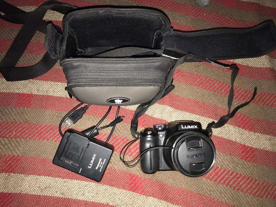 Camara Panasonic Dmc Fz47