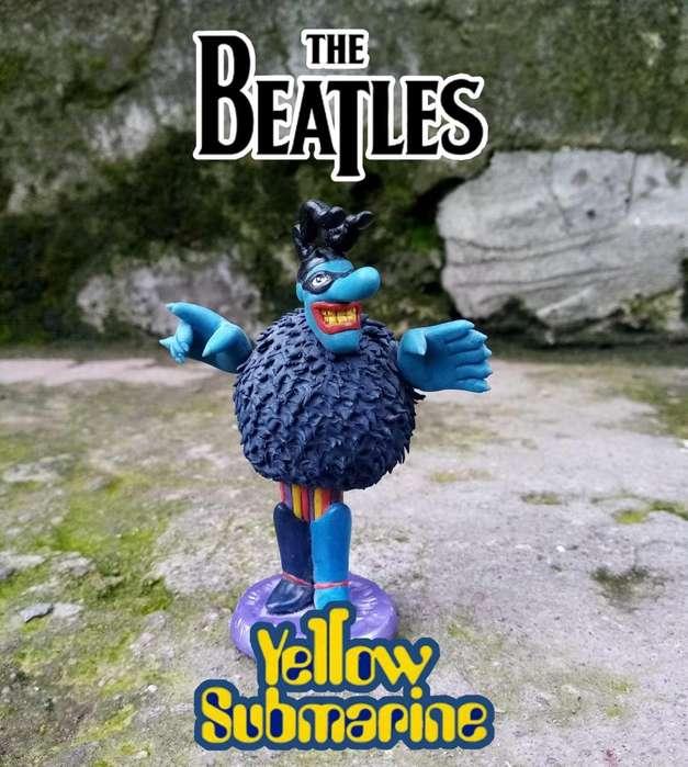 The Beatles-Yellow submarine- Bblue meanie