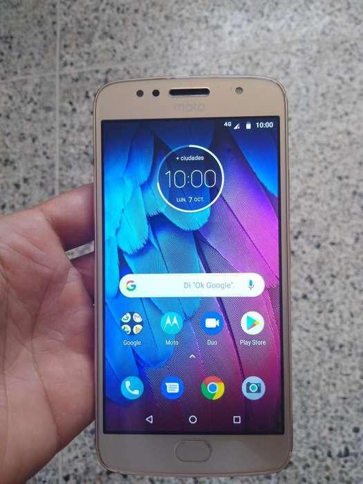 Vendo Motorola G5s, Excelentes Condicion