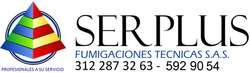 Fumigaciones SERPLUS 312 287 32 63.