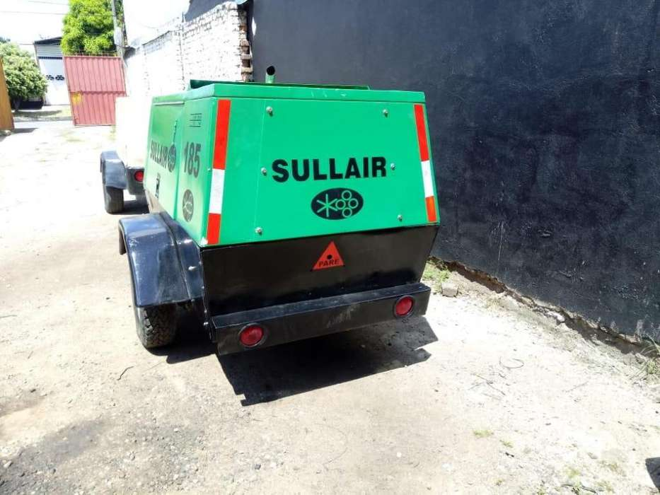 Compresor sullair 185