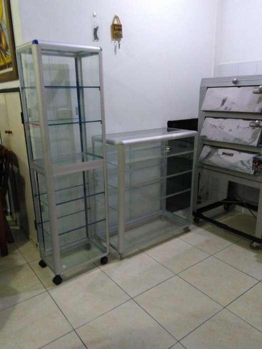 venta de vitrinas y horno mixto