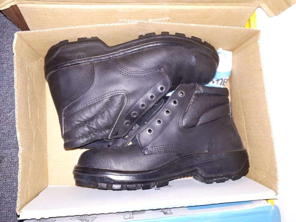 Zapatos de Seguridad N 42 Marca Ombu