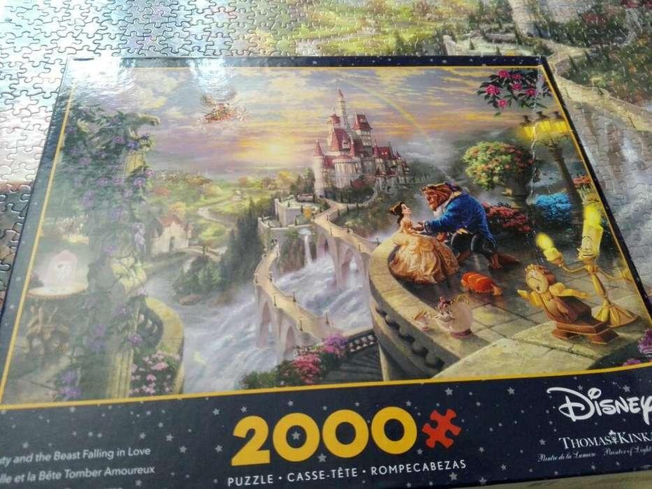 Rompecabezas 2000 Piezas