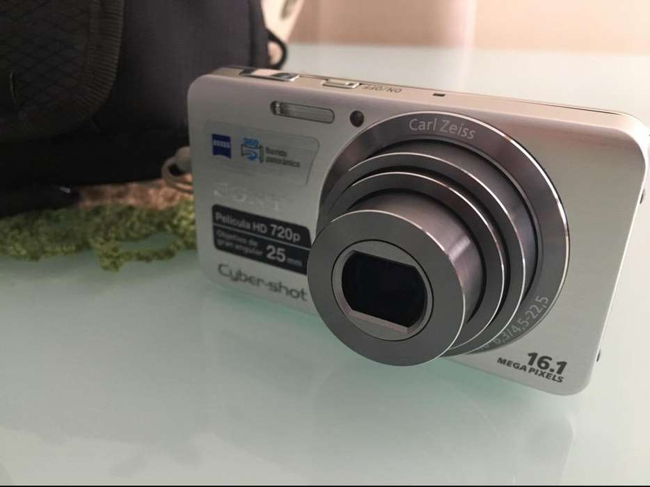 Cámara Fotografica Sony