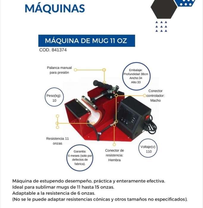 Maquina de Mug