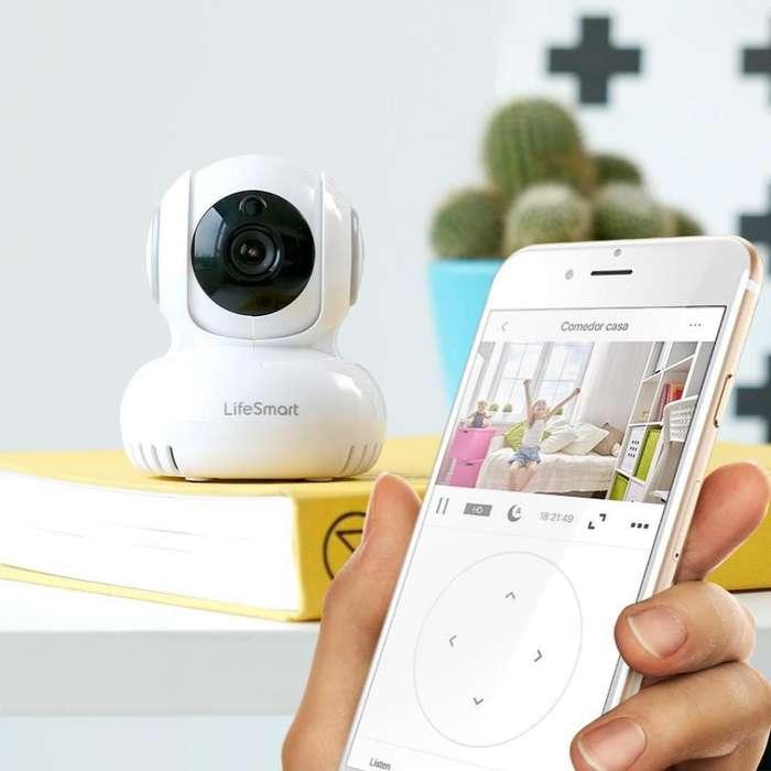 Camara Wifi 360.