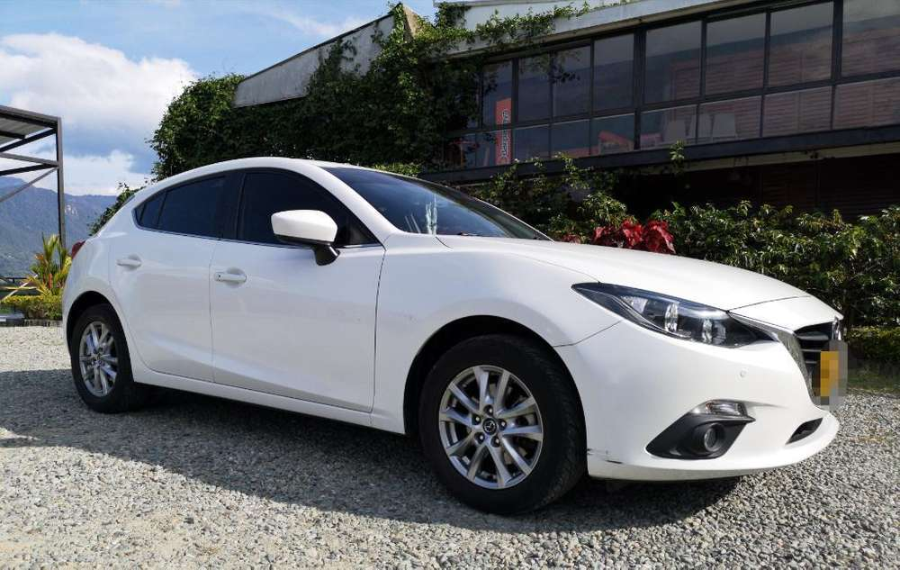 Mazda Mazda 3 2016 - 55000 km