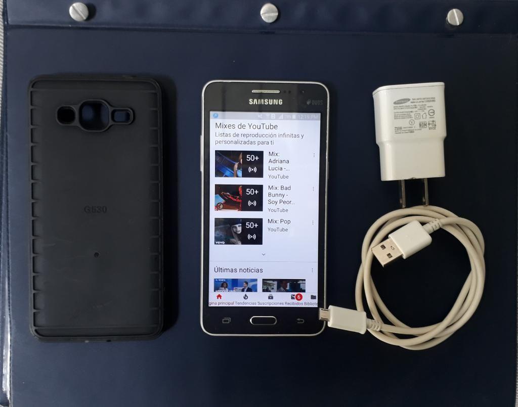 Samsung Grand Prime Y Cargador