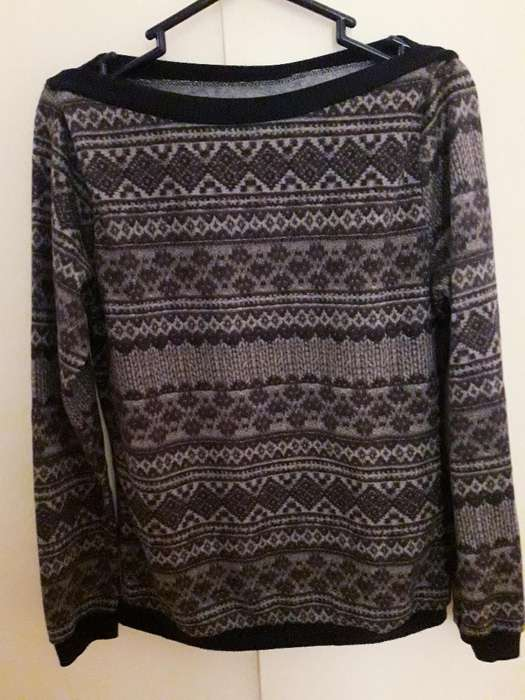 Sweater de <strong>mujer</strong> Talle S Marron