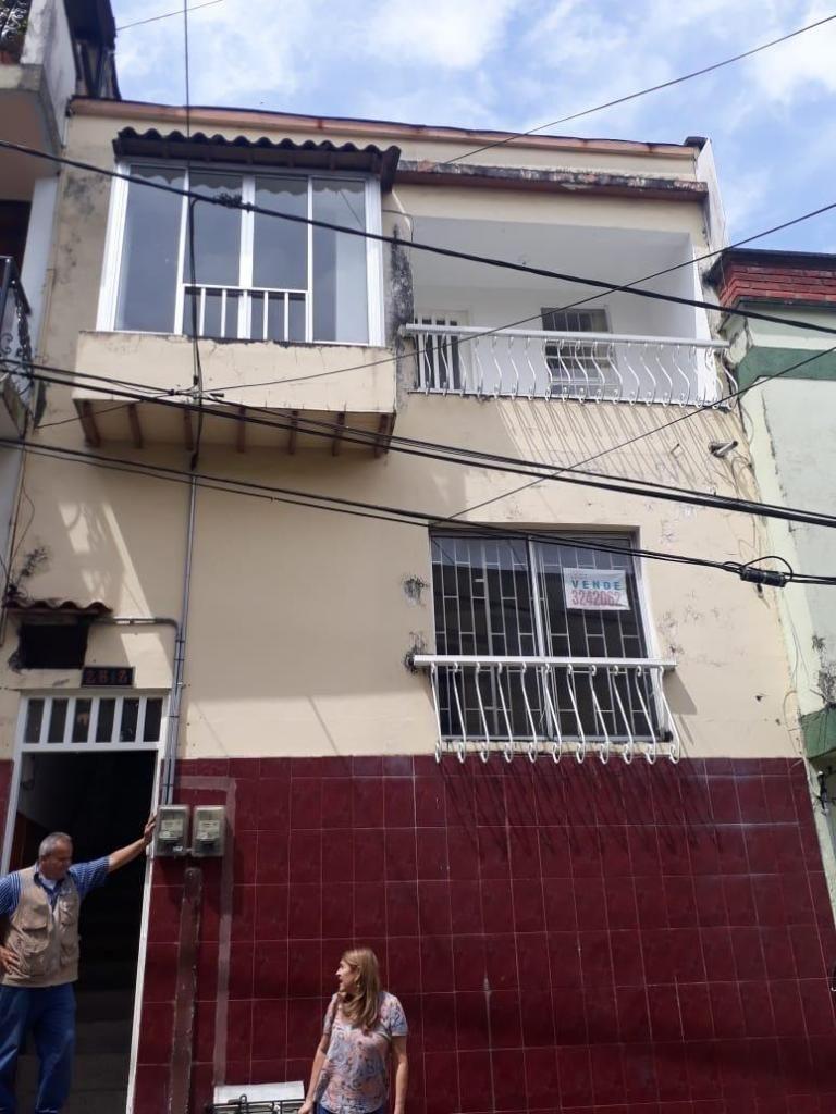 Vendo casa en el Barrio San Jorge, centro de Pereira