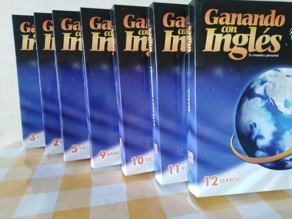 Vendo Paquete de Inglés Interactivo