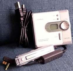 Minidisc Sony