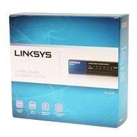 SWITCH LINKSYS SE3005 DE 5 PUERTOS GIGABIT 10/100/1000 PARA ESCRITORIO