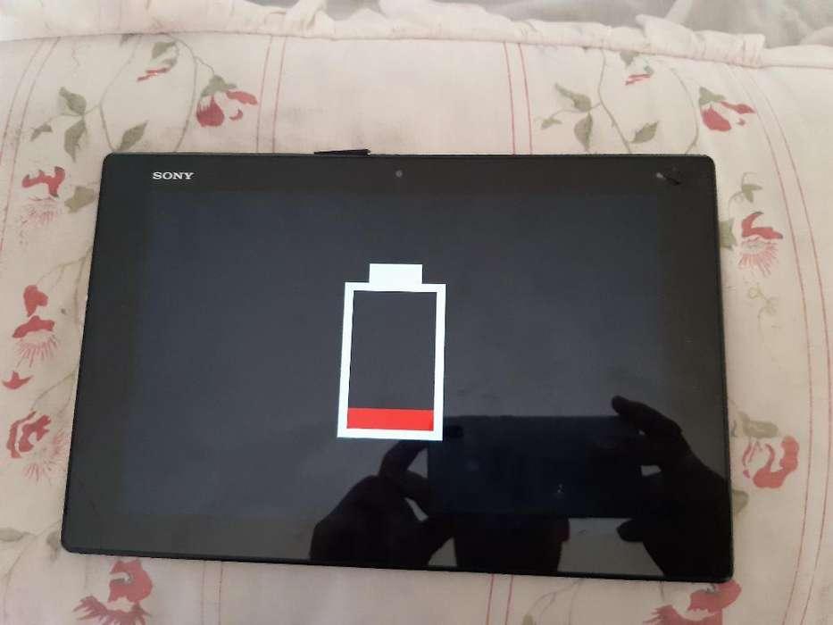 Table Sony Xpirian Z2