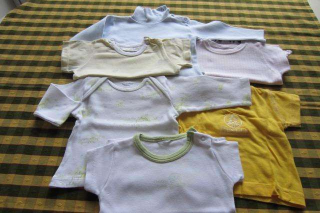 Lote de 6 prendas variadas para beba de 3 a 6 meses, marca <strong>cheeky</strong>!!, Minimimo!! y otras!!