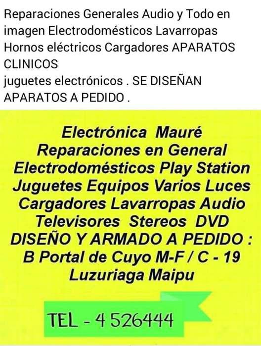 Electronica Reparaciones en General
