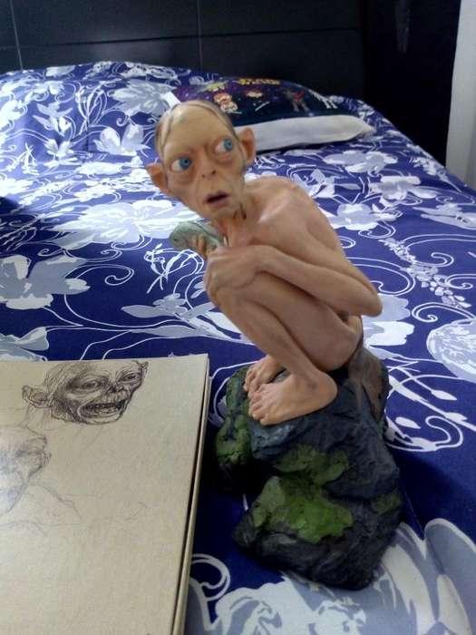 Gollum Weta El Señor de Los Anillos