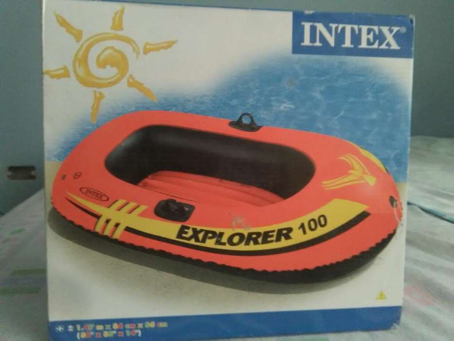 Bote Intex