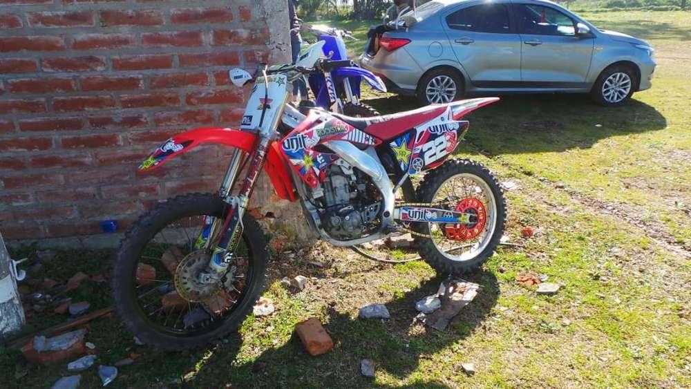Honda Crf 450 R Crf450 R