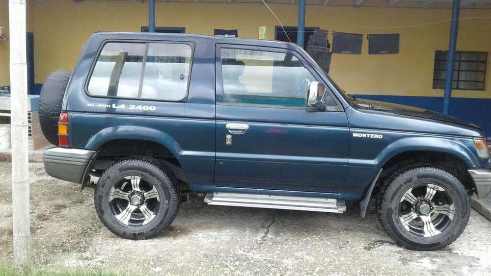 Mitsubishi Campero 2002 - 170000 km