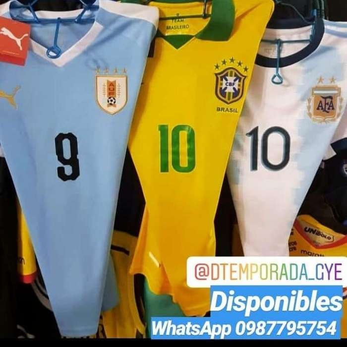 <strong>camisetas</strong> Copa America Argentina Dtemporada