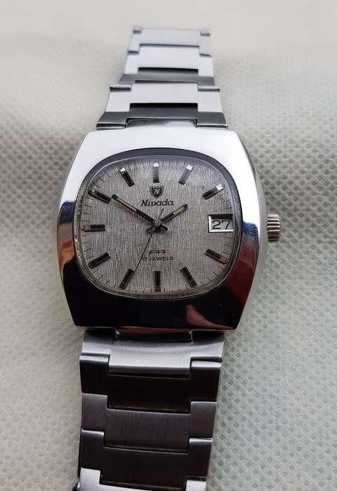 Reloj Nivada F77 No Longines