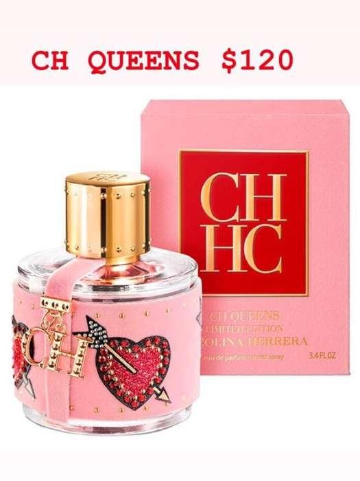 Perfume Caeolina Herrera 100Ml