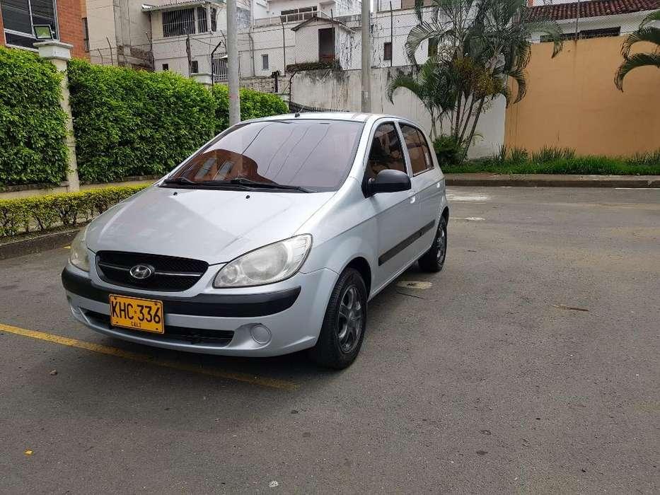 Hyundai Getz  2011 - 110000 km