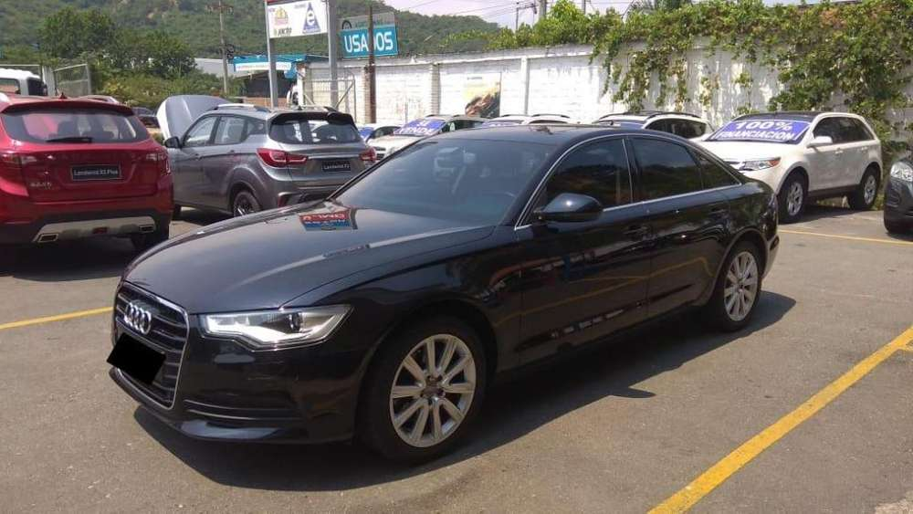 <strong>audi</strong> A6 2014 - 35000 km