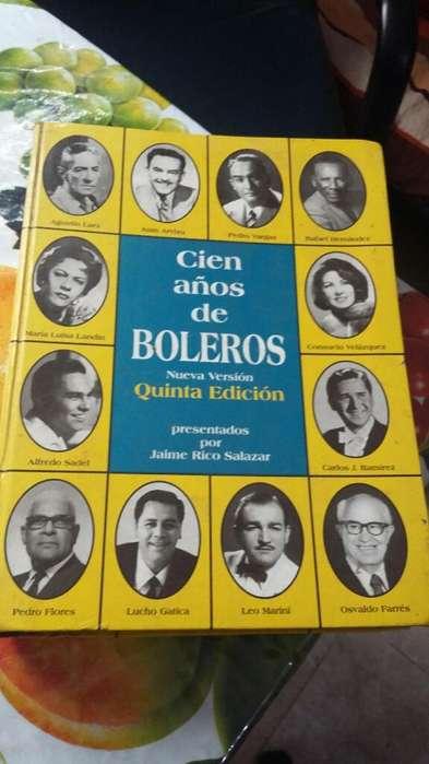 Libro Cien Años Del Bolero