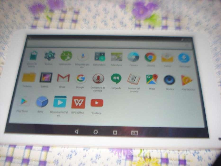 Tablet Ken Brown Skylab Plus Con Funda Casi Sin Usar!!