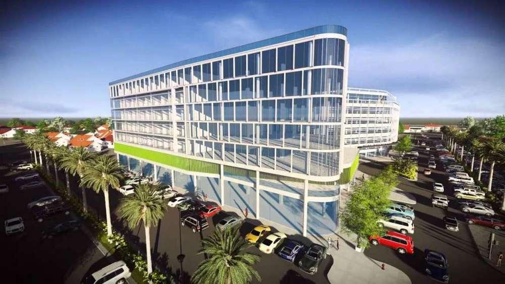 En VENTA <strong>oficina</strong> a Estrenar en Edificio Arcos Plaza 2 Samborondón.