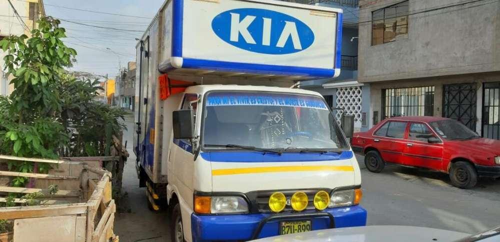 Se Vende Camion Kia Modelo 2400