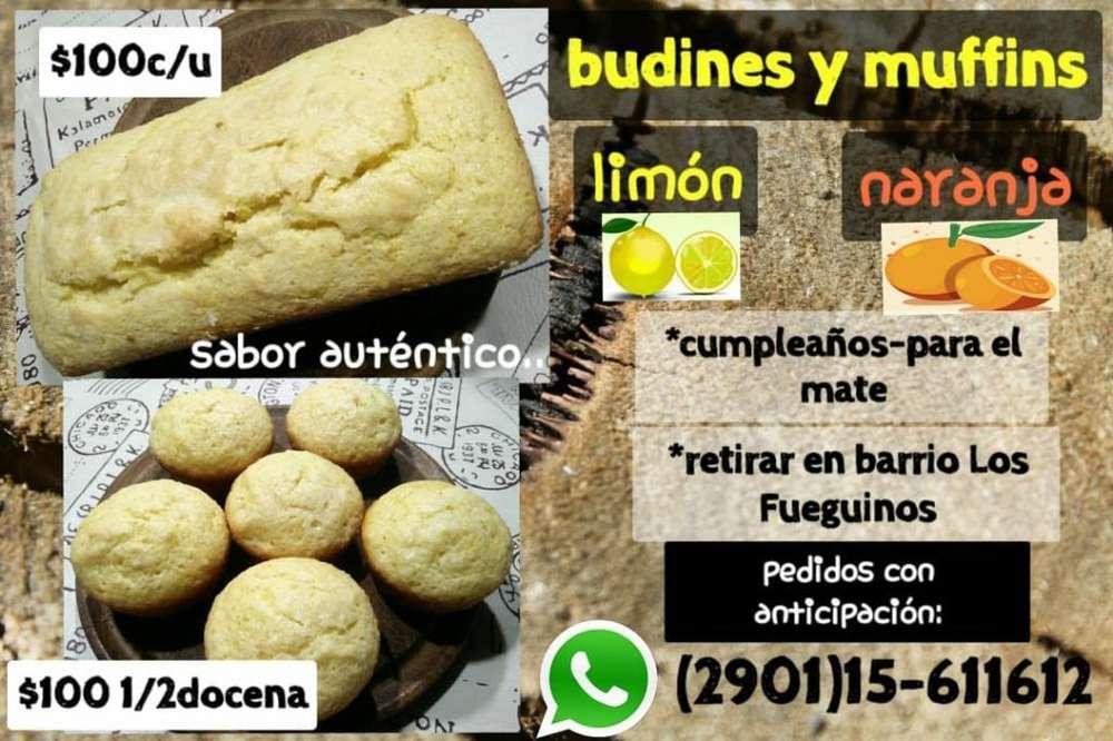 Ud budines Y Muffins Caseros
