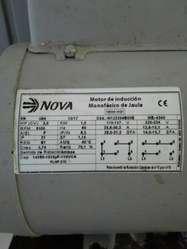 Motor Electrico Nuevo Marca Nova