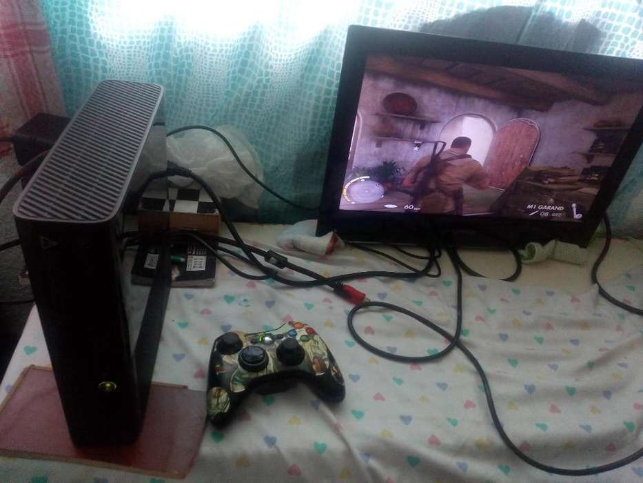 Xbox Slim E Y Tv 19 Pulgadas Led Hd